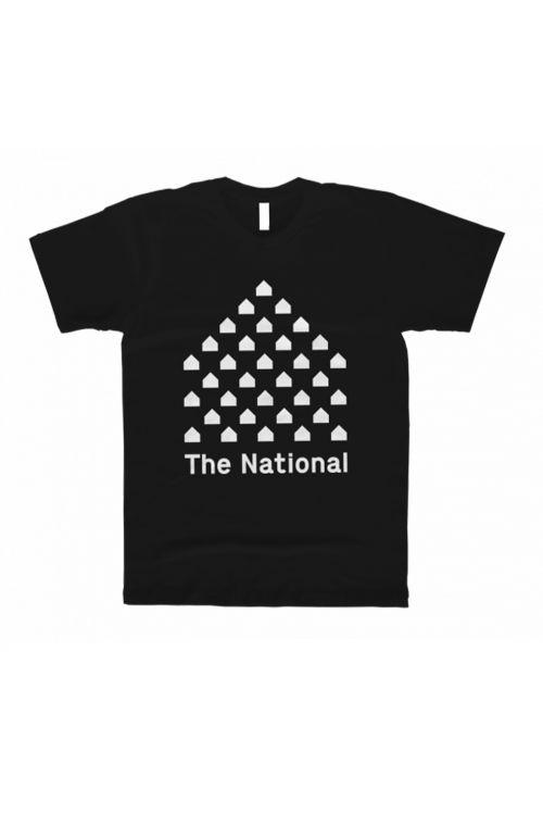 Studio Barn Black Tshirt by The National
