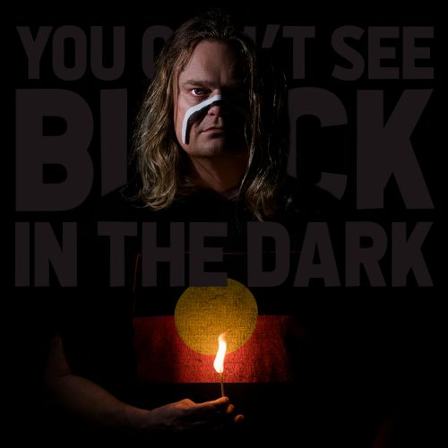 Scott Darlow – You Can't See Black In The Dark (feat. Ian Kenny) Single Digital Download by Sounds Better Together