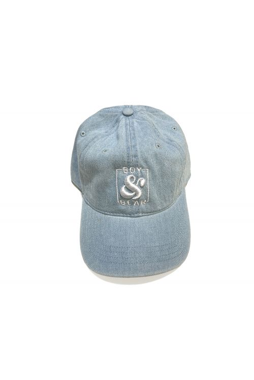Denim Dad Cap by Boy and Bear