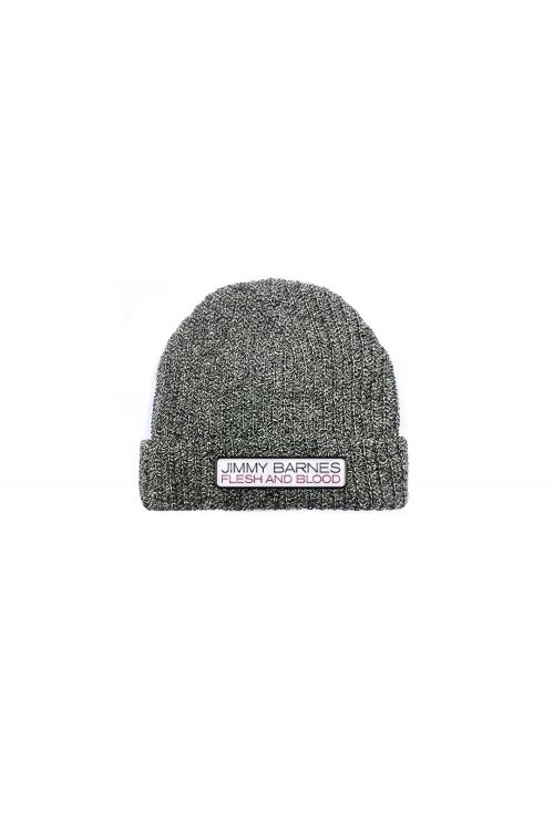 Flesh And Blood Beanie by Jimmy Barnes