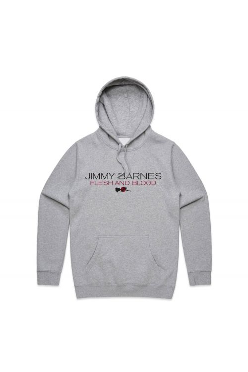 Flesh And Blood CD/DVD (Deluxe Edition) + Hoody by Jimmy Barnes