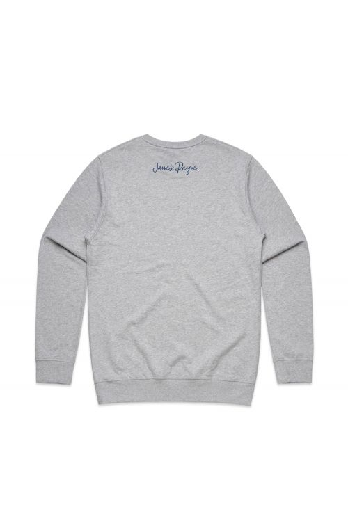 Reckless Crewneck by James Reyne