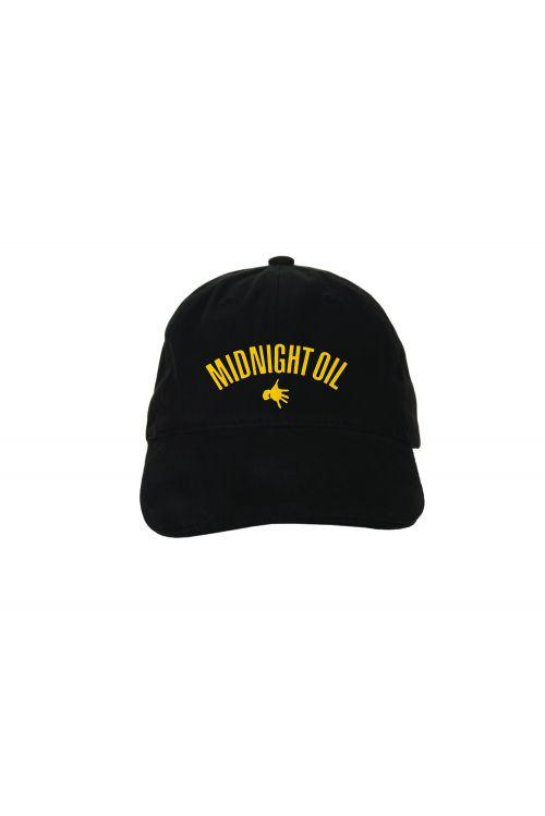 MAKARRATTA DAD CAP HAND LOGO by Midnight Oil