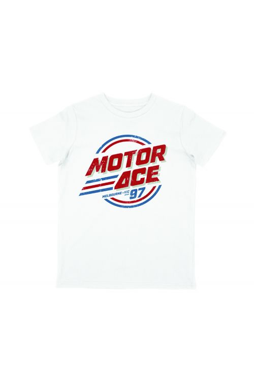 Since '97 Kids T-Shirt by Motor Ace