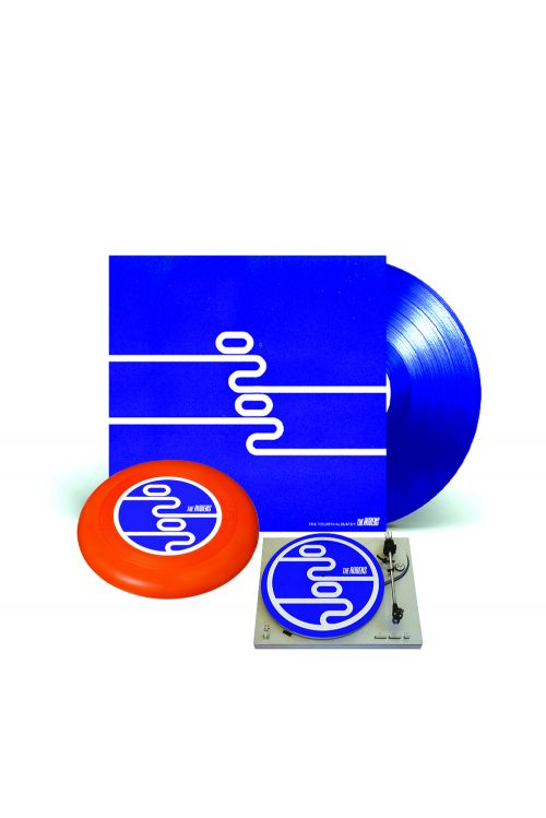 0202 LP (Vinyl)/Tee /Frisbee w/ Slipmat Bundle by The Rubens