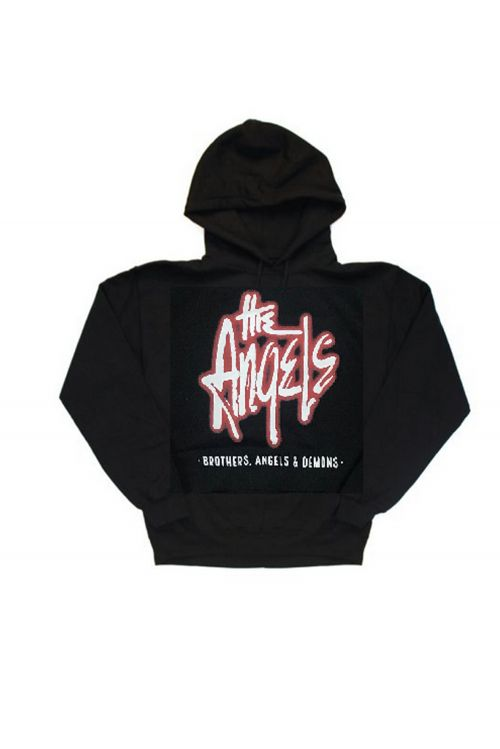 Brothers, Angels & Demons Tour Black Hoody by The Angels