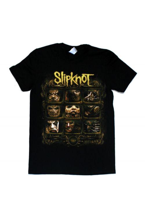 Formaldehyde Black Tshirt by Slipknot