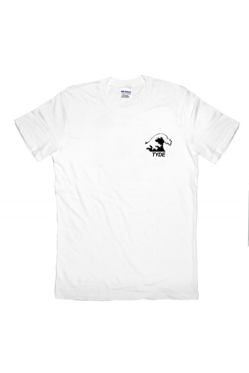 Logo Black Tshirt by Tyde Levi