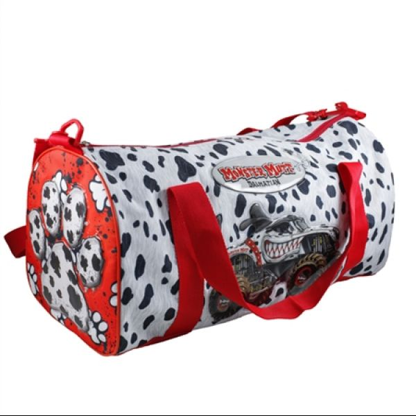 Monster Mutt Dalmatian Duffel Bag