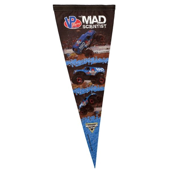 Mad Scientist Pennant