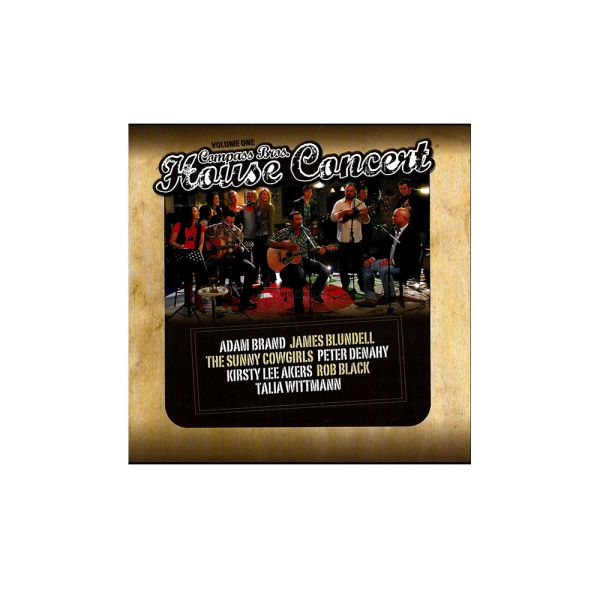Various Artists - Compass Bros House Concert