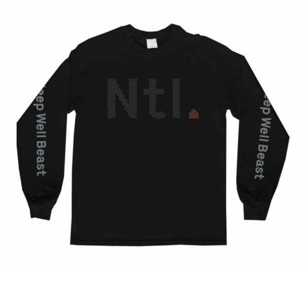 NTL Tour Black Longsleeve Tshirt