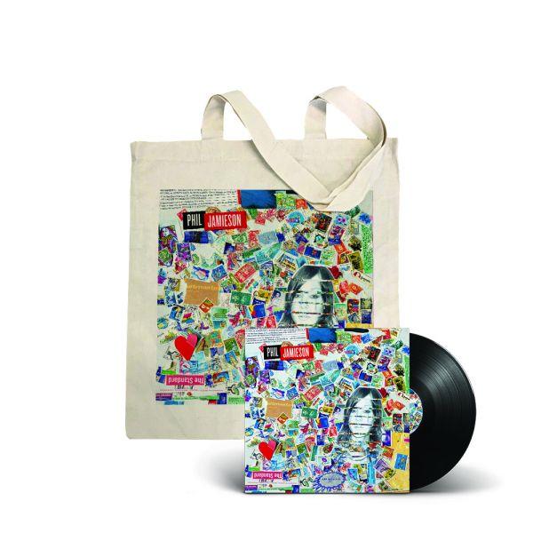 "Kapow! /Rubberband 7"" Vinyl and Tote"
