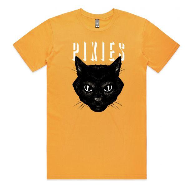 Cat Gold Unisex Tshirt