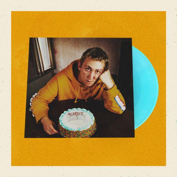 Almost 22 LP Electric Blue Vinyl w/ Digital Download