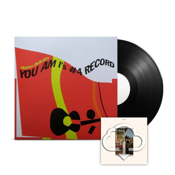#4 Record - Vinyl w/ The Lives Of Others Digital Download