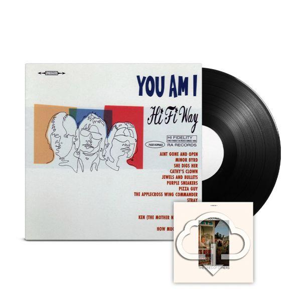 Hi Fi Way Vinyl w/ The Lives Of Others Digital Download