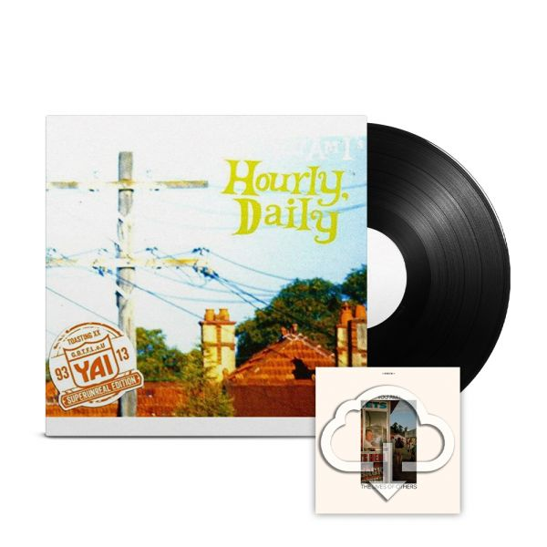 Hourly Daily Vinyl w/ The Lives Of Others Digital Download