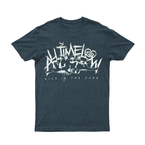 Kids In The Dark Grey Tshirt