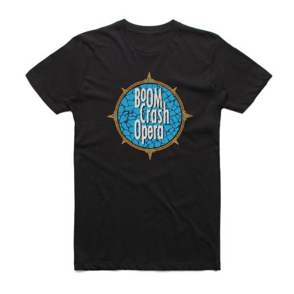Crazy Times Black Tshirt