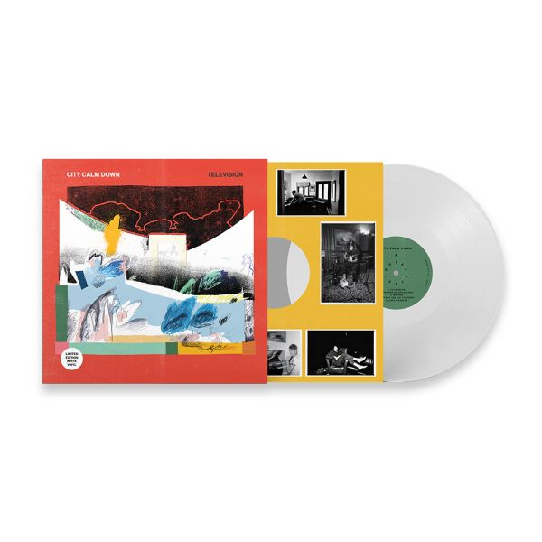 "Television LP 12"" White Vinyl"