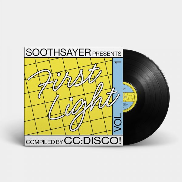 SOOTHSAYER PRESENTS 'FIRST LIGHT' VOL. 1 COMPILED BY CC:DISCO! (DOUBLE VINYL)