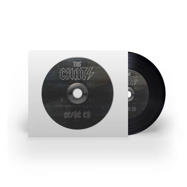 "AC/DC CD 7"" Vinyl"