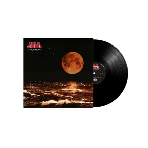 Blood Moon Vinyl LP