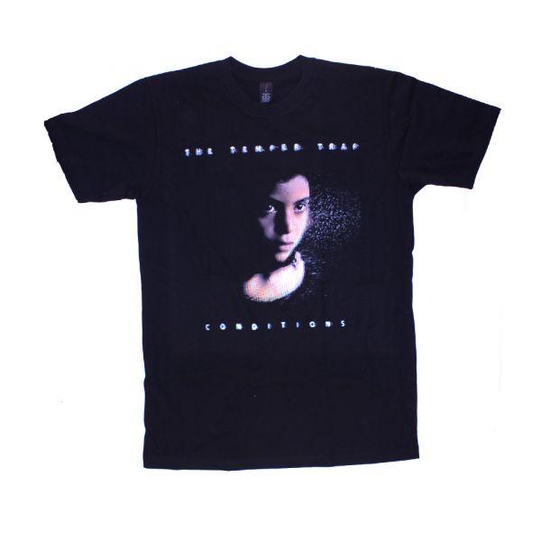 Girl's Conditions Black Tshirt