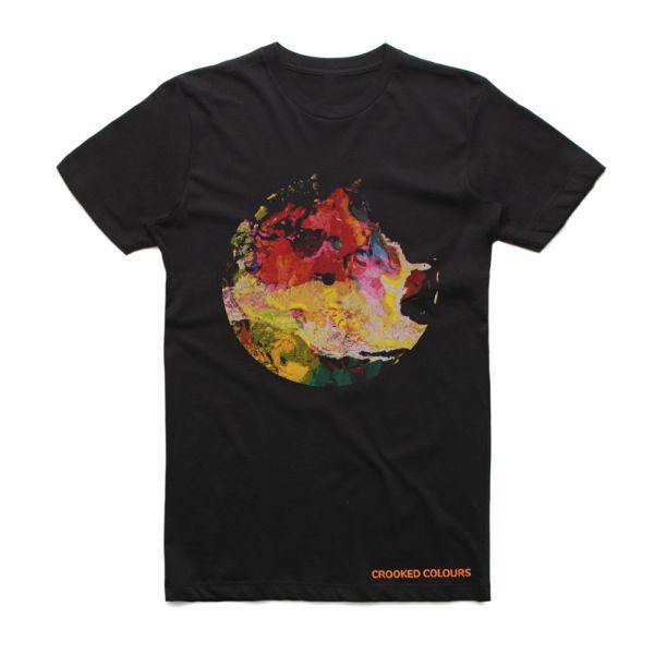Langata Album Cover Black Tshirt