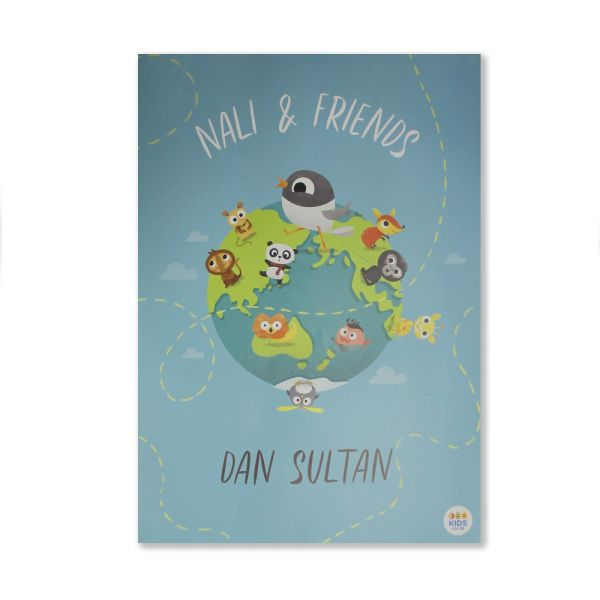 Nali & Friends Poster