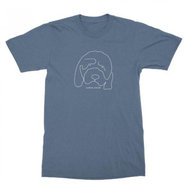 Douglas Blue Tshirt