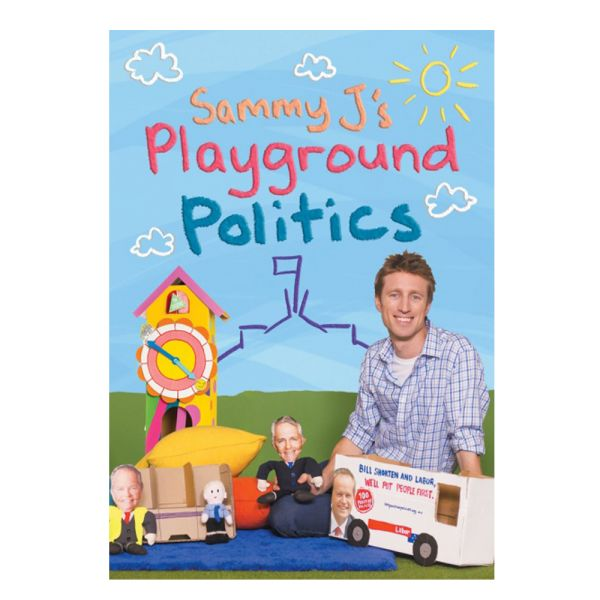 Playground Politics DVD