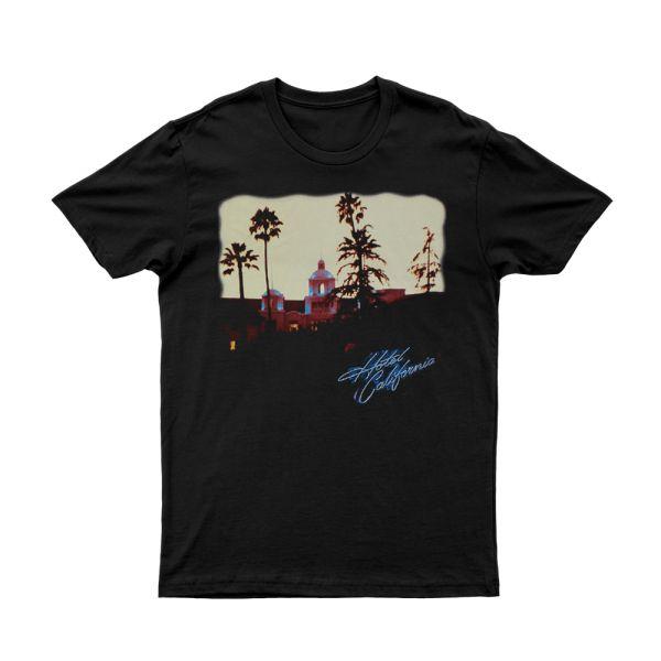 Hotel California Black Tshirt
