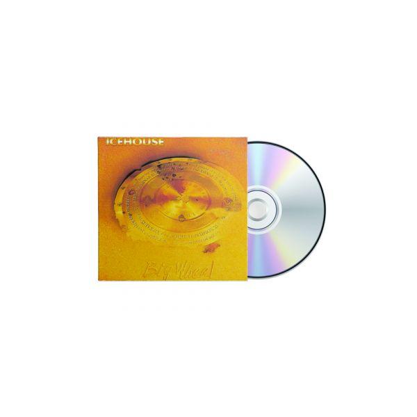 Big Wheel Reissued CD