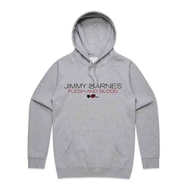 Flesh And Blood Grey Hoody