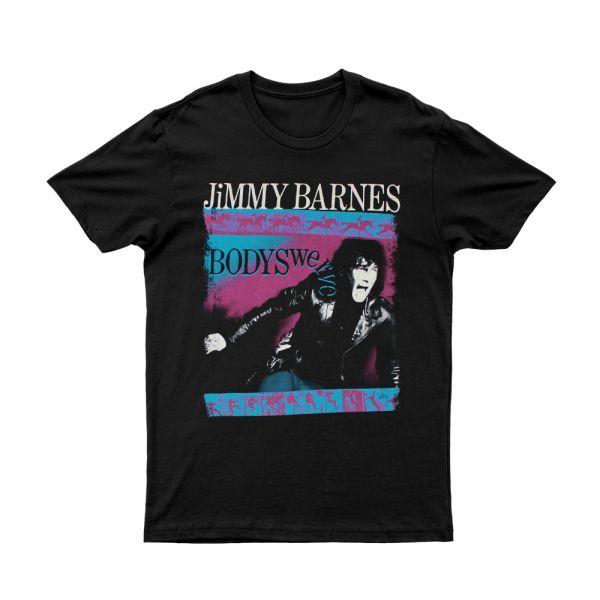 'Bodyswerve' T-shirt