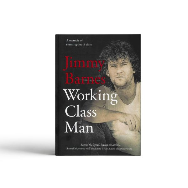 'Working Class Man' Book - Signed Copy!