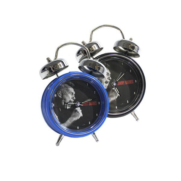 Screaming Alarm Clock (Black or Blue)