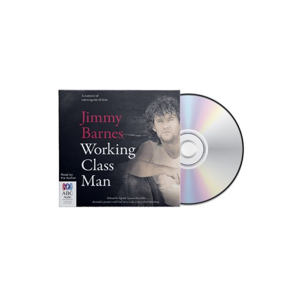 Working Class Man Audiobook CD