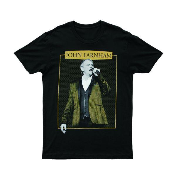 Gold Jacket Black Tshirt 2018/2019 Tour