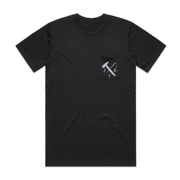 Cross Hammer Black Tshirt
