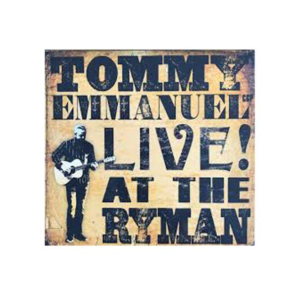 Live At The Ryman CD