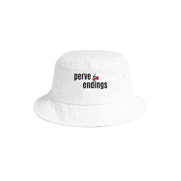 Perve Endings Bucket Hat