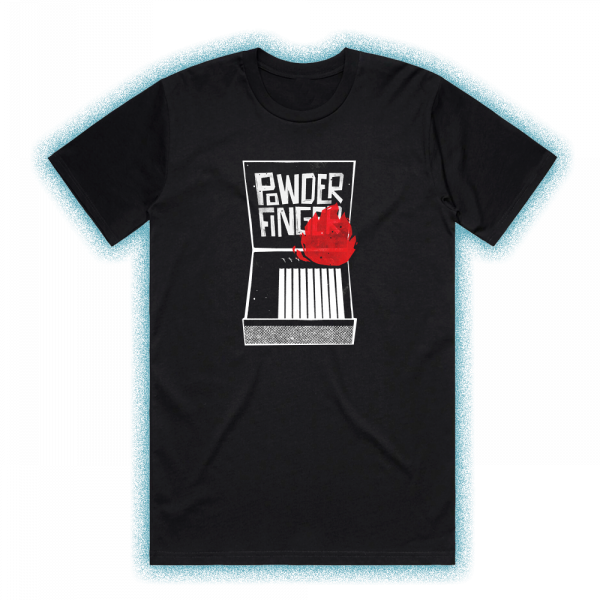 Unreleased Matches Black Tshirt