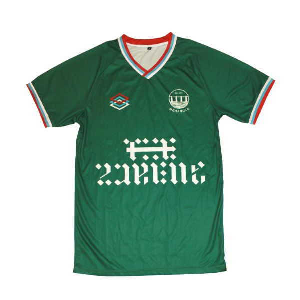 Menangle Green Soccer Jersey