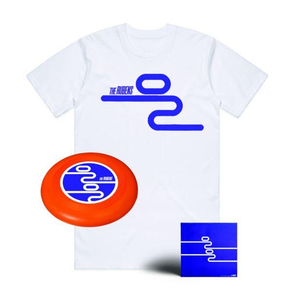 0202 CD/Tee/Frisbee Bundle
