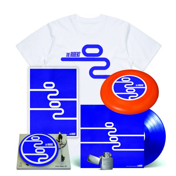 0202 LP (Vinyl) /Signed Poster/Frisbee/Zippo/Tee w Bonus Slipmat Bundle