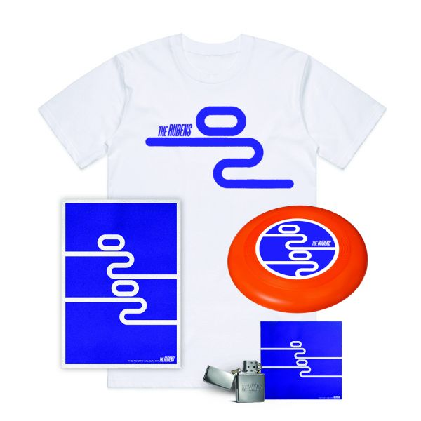 0202 CD/Signed Poster/Frisbee/Zippo/Tee Bundle