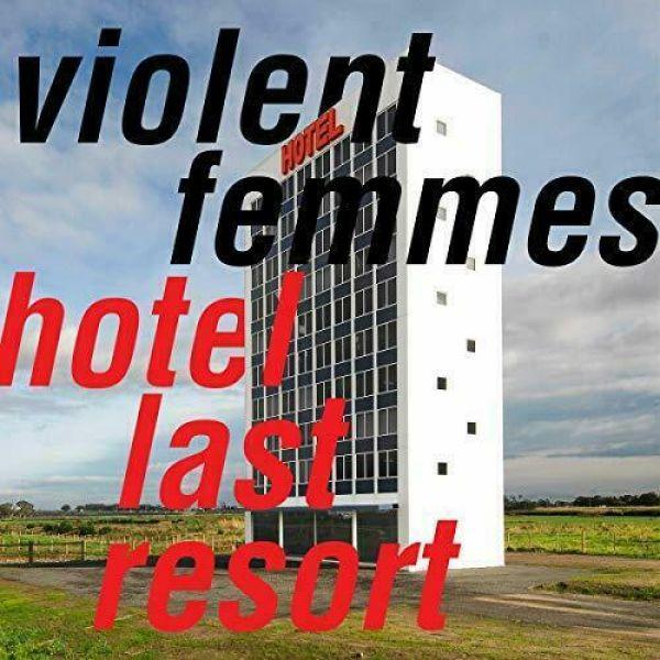 Hotel Last Resort (LP) Vinyl